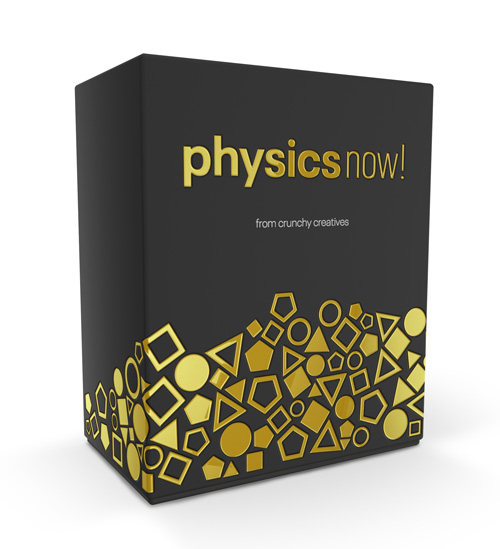 Physics Now! - Crunchy Creatives